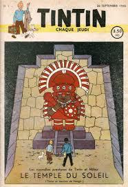 Le Journal Du Parfum Journal De Tintin édition Belge N 1 Du 26 Septembre 1946 Le