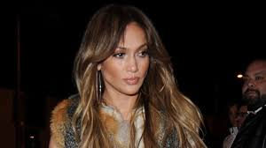 Hit The Floor Jennifer Lopez - jennifer lopez stuns in chic style for another night out with