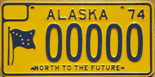 Ak Dmv Vanity Plates 76 Alaska