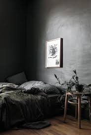 dark grey bedroom gravity home