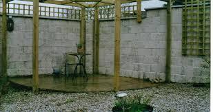 Support For Climbing Plants - gratify corner pergola bq tags corner pergola black wicker patio