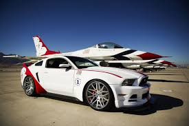 2014 mustang ford u s air thunderbirds edition 2014 ford mustang gt beckers