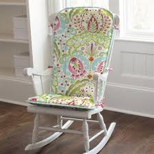 rocking chair pads cushions for rocking chairs carousel