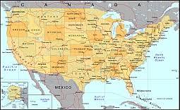 map usa pdf united states