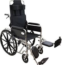 amazon com drive medical silver sport reclining wheelchair with