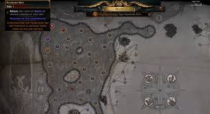 Poe Maps How Do I Use Activate These Elder Guardians On The Atlas