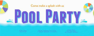 free evite templates pool party bbqs beach 4th of july invitations evite com