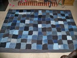How To Rag Rug 36 Denim Or Jean Quilt Patterns Guide Patterns