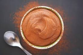 the iron you 3 ingredient dairy free cocoa mousse