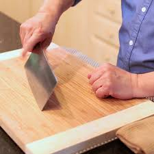 how to use a chinese chefs knife sunset