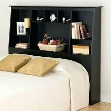 White Bookshelf Headboard by Headboard Bookcase Headboard Full Size Bed Prepac Winslow White