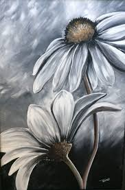 best 25 acrylic painting flowers ideas on pinterest painting