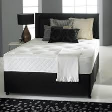 Divan Bed Set Details About Memory Foam Divan Bed Set Mattress Headboard