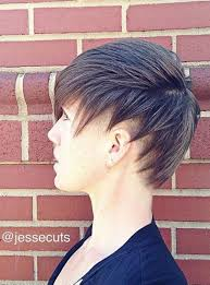 neckline haircuts for women 66 shaved hairstyles for women that turn heads everywhere