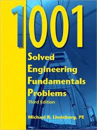 1001 solved engineering fundamentals problems michael lindeburg pdf