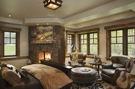 luxury master bedroom designs modern with fireplace fascinating