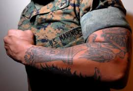 under my skin tattoo art and subculture military subculture