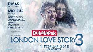 film london love story full muvie official trailer london love story 3 2018 dimas anggara michelle