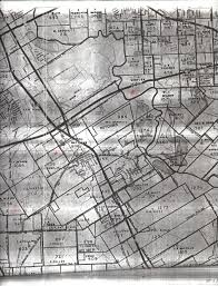 Map Of Dallas County by Wampler Family Of Texas