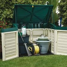 Plastic Outdoor Storage Cabinet Garden Plastic Outside Storage Outdoor Storage Chest Outdoor