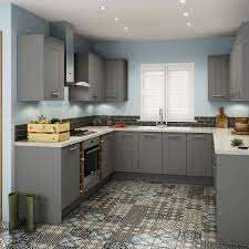 winchester grey kitchen style kitchens magnet trade