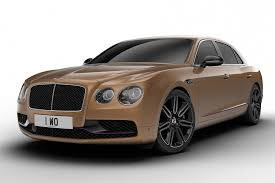 bentayga mulliner 2017 bentley flying spur design series by mulliner announced
