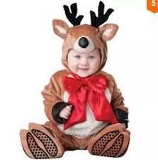 Infant Penguin Halloween Costume Baby Reindeer Costume Reindeer Costume Costumes