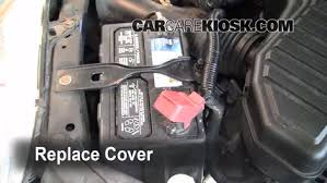 2004 honda civic battery battery replacement 2001 2005 honda civic 2004 honda civic lx