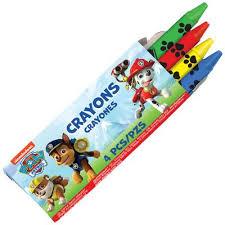 buy paw patrol crayons party decorations range tesco