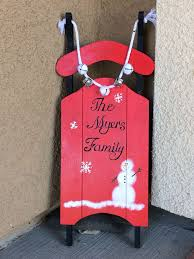 25 unique diy wooden sled ideas on ornaments