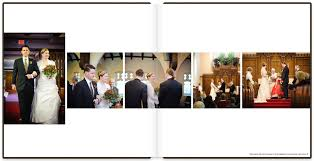 a wedding album a wedding album spread designed by kate of plumeria alb