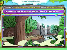 learn grade 2 evs man made resources youtube