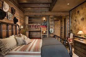 Rustic Bedroom Decorating Ideas - bedroom bedroom for knights with metal bed and metal headboard
