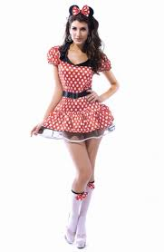 Minnie Mouse Halloween Costumes Adults Mesh Minnie Mouse Halloween Costume Minnie Mouse Costume
