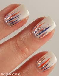 nail art broncos nailrt denver designsdenver designs nailsdenver