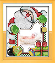 embroidery diy picture more detailed picture about christmas