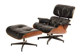 Herman Miller Leather Chair Eames Lounge Chair U0026 Ottoman Herman Miller