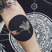 the 25 best blackout tattoo ideas on pinterest black tattoos