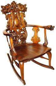 best rocking chair rocking chairs indoor furniture home cracker hinkle ladder back