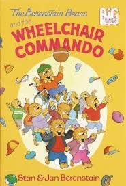 berenstain bears books the berenstain bears and the wheelchair book by stan berenstain