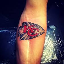 27 best kansas city chiefs tattoos images on pinterest awesome