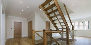 Stairs With Open Risers by Open Risers Multi Turn