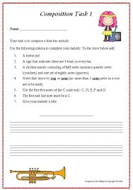 music composition task 1 music classroom writing and student