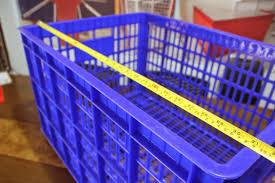 Jual Keranjang Container Plastik Bekas keranjang kontainer plastik tipe 2223 l
