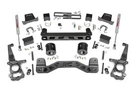 Ford F 150 Truck Bed Dimensions - 6 inch suspension lift kit for 2015 2018 2wd ford f 150 pickups