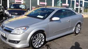 2009 Opel Astra Convertible Hardtop 1 9 Cdti Youtube