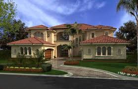 mediterranean villa house plans mediterranean one house plans a luxury house plans color