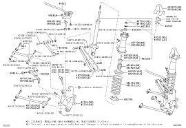 lexus parts belgium lexus gs450hgws191l bexqhw powertrain chassis rear spring