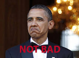Obama Face Meme - image 421167 obama rage face not bad know your meme
