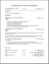 Resume Maker Free Download Cool Free Resume Maker Download 62 About Remodel Education Resume
